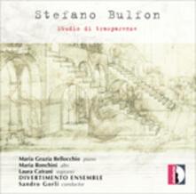 Studio di trasparenze - CD Audio di Stefano Bulfon