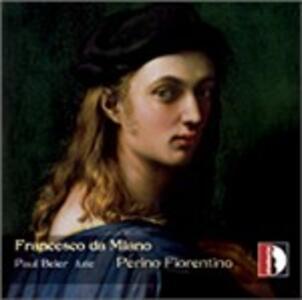 Musiche per liuto - CD Audio di Francesco Da Milano