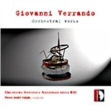 L'opera completa per orchestra - CD Audio di Giovanni Verrando
