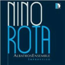 Improvviso - CD Audio di Nino Rota,Albatros Ensemble