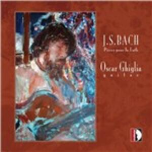 Pezzi per liuto - CD Audio di Johann Sebastian Bach