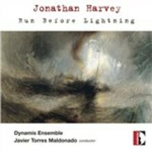 Run Before Lightning - CD Audio di Jonathan Harvey