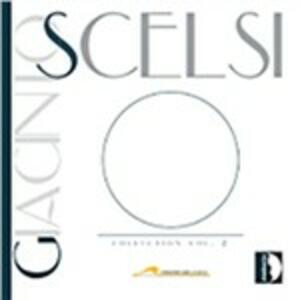 Collection vol.2 - CD Audio di Giacinto Scelsi