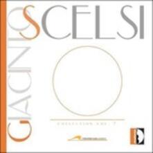 Scelsi Collection vol.7 - CD Audio di Giacinto Scelsi,Marco Fusi