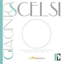 Scelsi Collection vol.8 - CD Audio di Giacinto Scelsi,Alessandro Stella,Giovanni Gnocchi,Markus Daunert