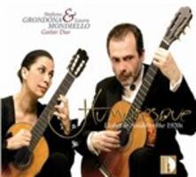 Humoresque - CD Audio di Miguel Llobet,Stefano Grondona,Lucia Mondello