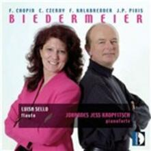 Biedermeier - CD Audio di Luisa Sello,Johannes Jess Kropfitsch
