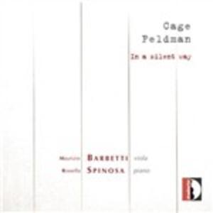 In a Silent Way - CD Audio di John Cage,Morton Feldman