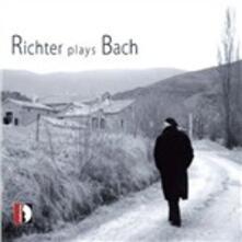 Richter plays Bach - CD Audio di Johann Sebastian Bach,Sviatoslav Richter