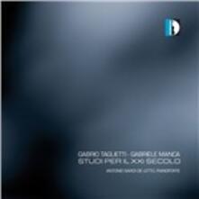 Otto Studi - CD Audio di Gabrio Taglietti