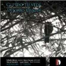 Cupido tu vedi - CD Audio di Antonio Vivaldi