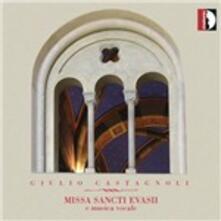 Missa Sancti Evasii - CD Audio di Giulio Castagnoli
