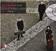 Trio op.50 / Trio op.67 n.2 - CD Audio di Dmitri Shostakovich,Pyotr Ilyich Tchaikovsky,David Piano Trio