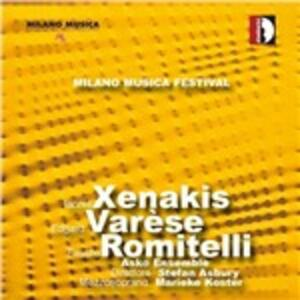 Milano Musica Festival - CD Audio di Asko Ensemble