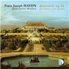 Quartetti op.76 - CD Audio di Franz Joseph Haydn,Quartetto Modus