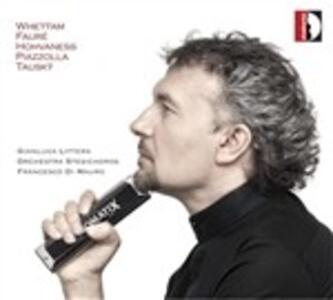 Concerti per armonica e orchestra - CD Audio di Graham Whettam