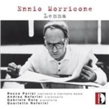 Lemma - CD Audio di Ennio Morricone
