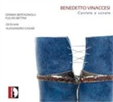 Cantate - Sonate - CD Audio di Benedetto Vinaccesi