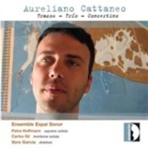Trazos - Trio - Concertino - CD Audio di Aureliano Cattaneo