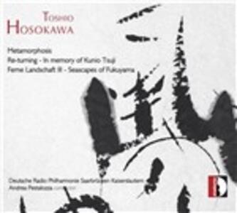 Musica orchestrale - CD Audio di Toshio Hosokawa
