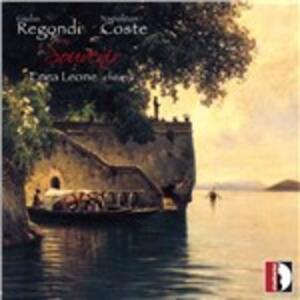 Souvenir - CD Audio di Giulio Regondi,Napoleon Coste,Enea Leone