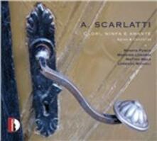 Clori, ninfa e amante. Arie e cantate - CD Audio di Alessandro Scarlatti,Renata Fusco
