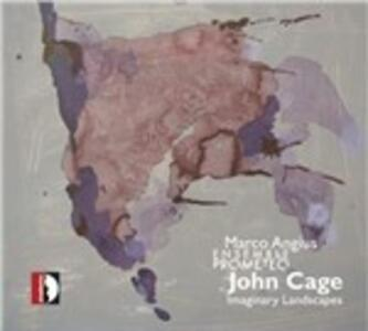 Imaginary Landscapes - CD Audio di John Cage