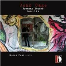 Freeman Etudes Book 3 - CD Audio di John Cage,Marco Fusi