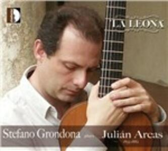 La Leona - CD Audio di Julian Arcas,Stefano Grondona