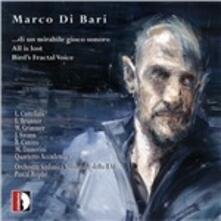 Di Un Mirabile Gioco Sonoro - CD Audio di Marco Di Bari,Luisa Castellani