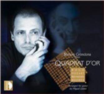 Quadrat d'or - CD Audio di Stefano Grondona
