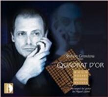 Quadrat d'or (Arrangiamenti di Miguel Llobet) - CD Audio di Stefano Grondona
