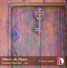Fantasia 16 - CD Audio di Albert de Rippe