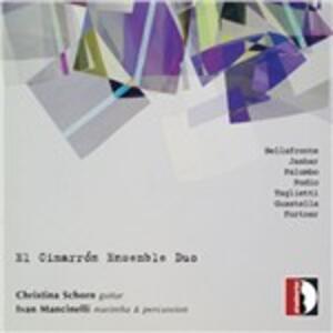 El cimarrón ensemble duo - CD Audio di Raffaele Bellafronte