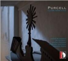 Close Thine Eyes - CD Audio di Henry Purcell