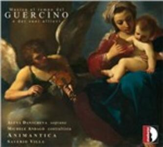 Musica Al Tempo Del Guercino e Dei Suoi Allievi - CD Audio di Giovanni Battista Bassani