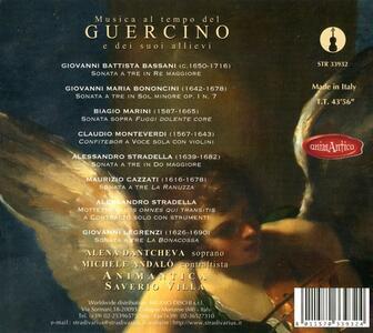 Musica Al Tempo Del Guercino e Dei Suoi Allievi - CD Audio di Giovanni Battista Bassani - 2