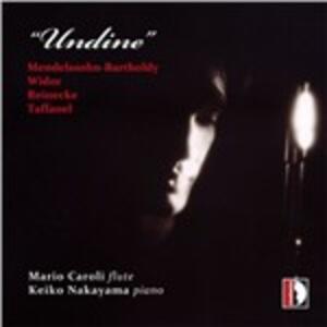 Undine - CD Audio di Mario Caroli,Keiko Nakayama