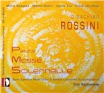 Petite Messe Solennelle - CD Audio di Gioachino Rossini