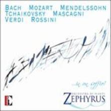 In Un Soffio - CD Audio di Johann Sebastian Bach