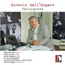 Checkpoint - CD Audio di Aldo Orvieto,Michele Dall'Ongaro,Orchestra di Padova e del Veneto,Marco Angius