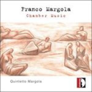 Musica da camera - CD Audio di Franco Margola,Quintetto Margola