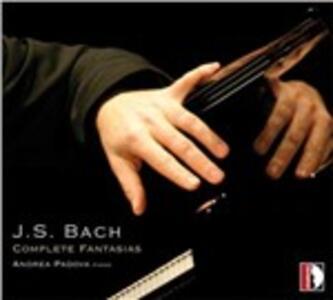 Complete Fantasias - CD Audio di Johann Sebastian Bach