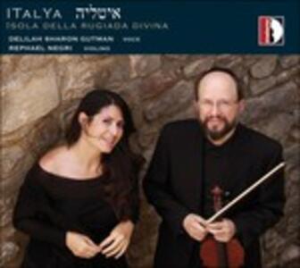 Italya - CD Audio di Bezalel Aloni