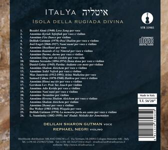 Italya - CD Audio di Bezalel Aloni - 2
