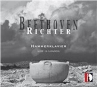 Hammerklavier - CD Audio di Ludwig van Beethoven,Sviatoslav Richter