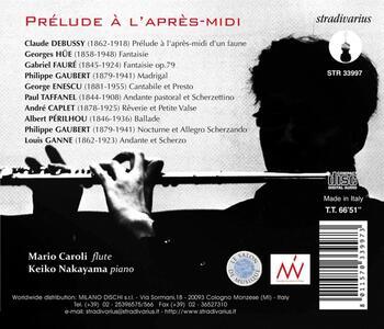 Prélude à l'après-midi d'un faune - CD Audio di Mario Caroli - 2