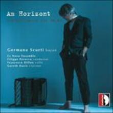 Am Horizont - CD Audio di Wolfgang Rihm