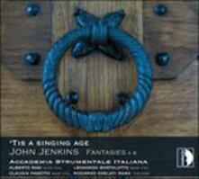 Tis a Singing Age - CD Audio di John Jenkins