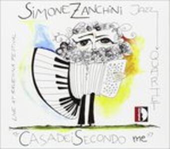 Casadei secondo me - CD Audio di Simone Zanchini